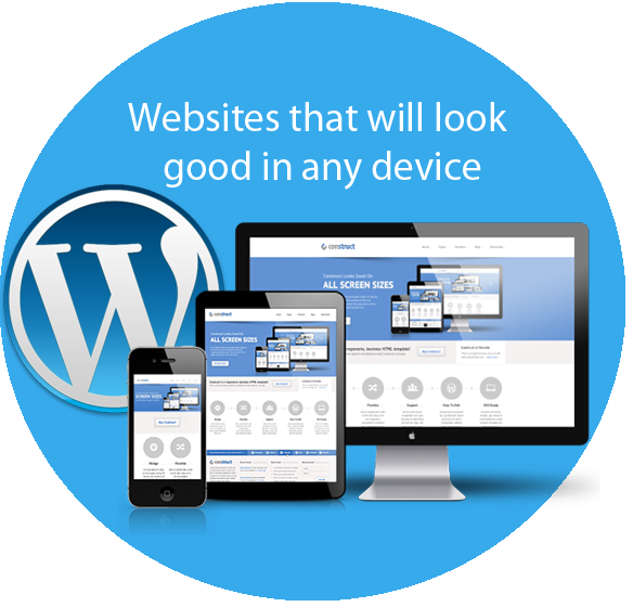 Websites that look good in any device