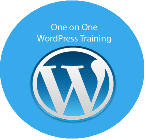 WordPress one on one training